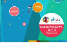 Catálogo de programas de Alicce - curso 2017-2018