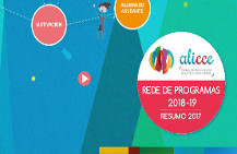 Catálogo de programas de Alicce - curso 2018-2019