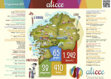 Infografía Alicce año 2017