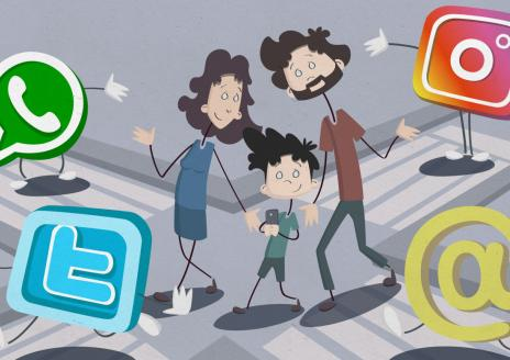 Programa formativo De Ciberpalet@s a Papás 4.0