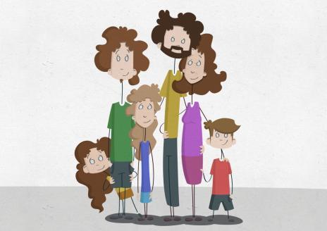 """Proyecto de intervención con familias de etnia gitana """"Cambiar para crecer"""""""