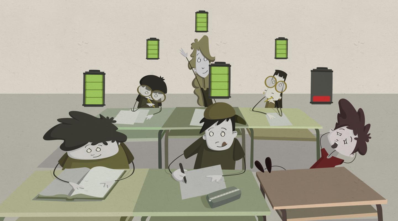 Programa de Motivación para estudiantes preadolescentes y adolescentes.